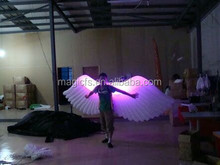 LED inflatable wings for stage performance show