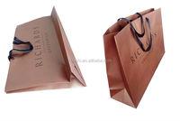 Grocery kraft paper bags reusable