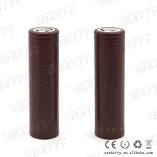 100% original LG Chem INR18650 HG2 3000mAh 20a 3.7v li-ion rechargeable battery HG2 18650 3000mAh high power cell
