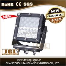 engine automobiles 12v led tractor work light 60w led driving light