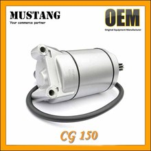 CG150 Motorcycle starter motor, efficient and energy-saving starter motor for tricycles spare parts
