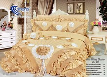 S.V. VELVET COMFORTER 8 PCS SET KING