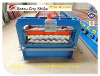 factory customize metal roof tile roll forming machine/roof tile forming machine/steel profile machine