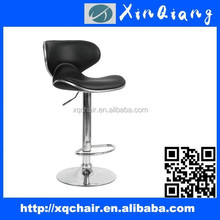 Colorful Saddle Bar Stool With Back ( XQ-751A)
