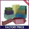 Factory price custom made luxury rigid foldable paper gift box