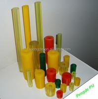rubber polyurethane pu protective sleeve