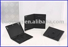 new 14mm single black dvd case