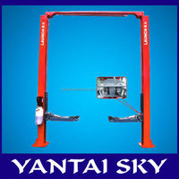 CE Certificate LAUNCH Brand motorcycle Lift / 2 Posts Car Lift