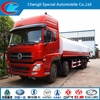 8X4 dongfeng classic design heavy duty water delivery truck for sale