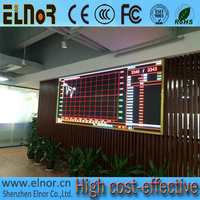 Largest Cheap Price SMD P4 Indoor led programmable sign display board