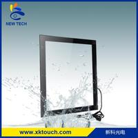 "High quality Factory derect supply 10.4"" -263"" IR touch screen overlay for LCD video wall"