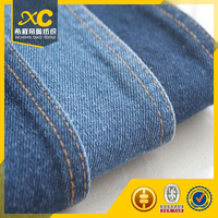 Selvedge textiles and cotton denim fabric to South American