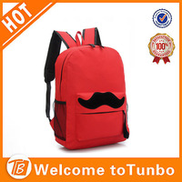Hot new school bag cute college colorful fancy backpack for teenage girls