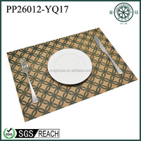hotel floor mat baby play mat bathroom and woven pvc vinyl placemats for restaurants