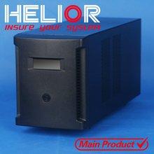 LCD 1kva ups used acid batteries (Braver PRO)