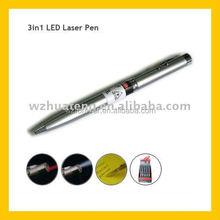 Hot Sale 3 in 1 Copper LED Laser Pen
