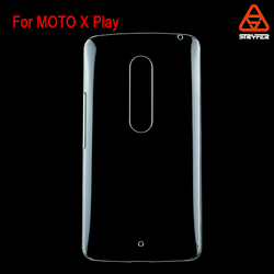 Wholesale cell phone case MOTO X Play,oem 100% blank phone case transparent case for MOTO X PLAY