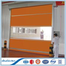 Tessuto ad alta velocità porta rotoli in pvc con ce certificato | veloce pvc magazzino utilizzato porta