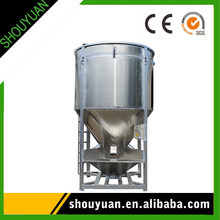 plastic mixer in plastic pelletizing line