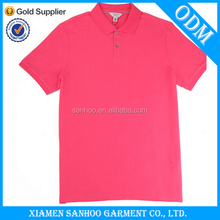 Personal Custom Embroidery Men'S Polo Tee Shirts High Quality New Design
