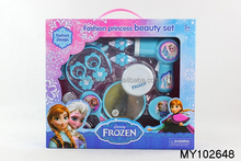 Hot Sale Plastic princess girl Beauty Playset ,make Up Set Toy For Girl