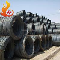 mild steel wire rods 5.5mm/steel wire rod production line