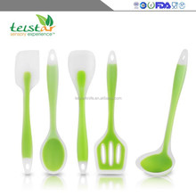 Manufacturers selling 5 sets export multi-functional household environmental protection silicone kitchen supplies