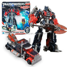 Movie Hasbro Fireburst Optimus Prime Dark of the Moon toy Action Figure