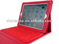 2012 Bluetooth Wireless Keyboards Case for iPad 3