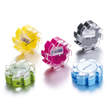 new arrival big plastic pencil sharpener