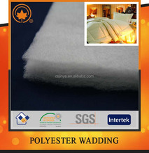 Polyester Wadding Eiderdown imitation of 3M G & P Type Breathable For Quilt Textile Oeko-Tex 100