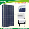 High efficiency 300W Poly solar panel price for 10kw solar energy system