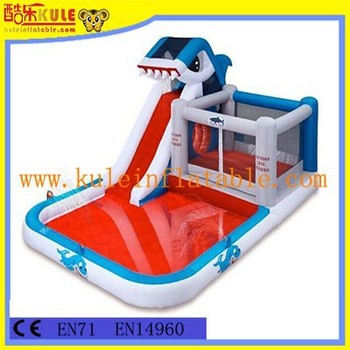 Commercial giant used swimming pool water slide lake - Commercial swimming pool water slides ...