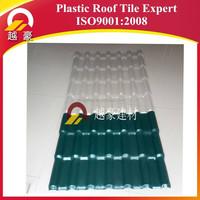 transparent plastic roof plastic corrugated tile
