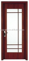 glass wooden house apartment dormitory door exporter