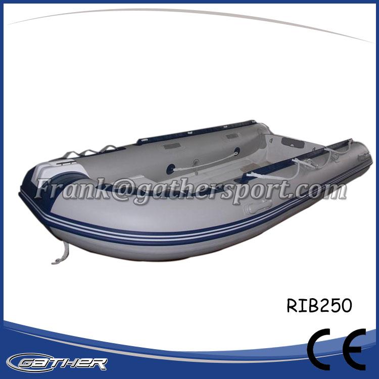 2.5M RIGID INFLATABLE BOAT RIB250 5