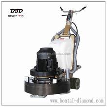 750mm working width concrete grinder floor polisher manufacturer in China