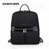 Mens Nylon+leather trims Backpack