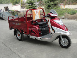 adult pedal cargo tricycle, moped cargo tricycle made in China