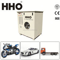 HHO3000 Car carbon cleaning car wrapping equipment