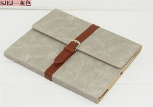 Leather Tablet Case For IPAD 3 Case Retro Pattern