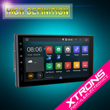 XTRONS TD702A Android 4.4.4 Quad core 2 din autoradio with GPS 1080P Video OBD2 Screen Mirroring