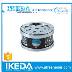 Fresh deodorant quickly solid car air freshener