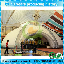 New design tent for events inflatable