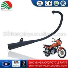 Steel Cheap Motorcycle Monkey Exhaust ZJ-125CC