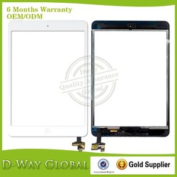 OEM Best Original Quality For Apple iPad Mini 2 Panel, For iPad Screens With Home Button, For iPad Mini 2 Touch Screen Digitizer