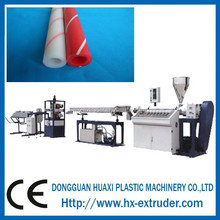 2015 newly designed helix pipe extrusion line, helix tube extruder machine