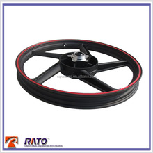 whole cheap high quality motorcycles front alloy wheel for 150cc