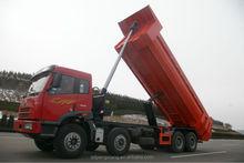 Howo 8x4 high quality tipper/dump truck