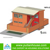 steel structure 3 bedroom house plans